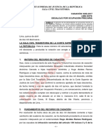 Civil_Casacion-1695-2017-Lima-Este-LP_Sunat Remató Bien Por Deuda Tributaria, Pero Deudor Lo Vendió a Un Tercero