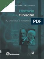 Reale & Antiseri - Historia de La Filosofía. 7. de Freud a Nuestros Días