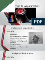 Inteligencia de parámetros diapositivas (2)