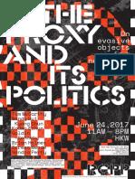 The_Proxy_and_Its_Politics._On_evasive_o