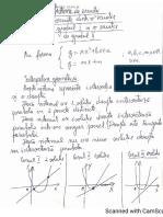 Sisteme de Ecuații de Ecuații Formate Dintr-o Ecuație de Gradul II Și Una de Gradul I (1)