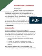 Document Commerciaux