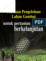 Buku Panduan Pertanian di Lahan Gambut