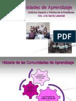 Las Comunidades de Aprendizaje 2021