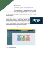 Informacoes Seguranca Publica