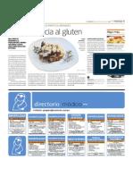 La intolerancia al gluten