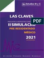 2do Simulacro-las Claves21