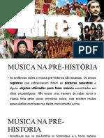 ARTES - Pré-história (AER)
