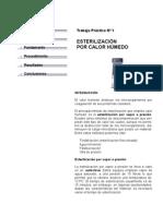 Practica 1 Esterilizacion Por autoclave
