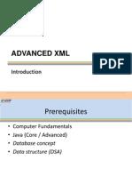 AdvXML_Introduction