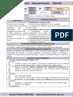 ?Junio - 3er Grado Español (2020-2021)