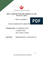 COMPARACION ARQUITECTONICA PALACIO DE CRISTAL