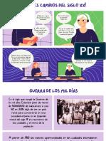 GRADES CAMBIOS DEL SIGLO XX