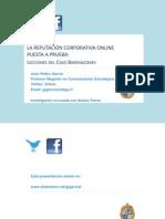 Seminario Redes Social Presentación Juan Pedro Garcia