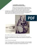 COSTUMBRES Y TRADICIONES de jutiapa