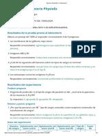 PhysioEx Ejercicio 11 Actividad 4