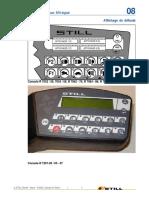 STILL R70 20-35 Error Messages
