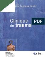 Clinique du trauma Eres 2014