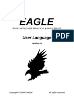 Eagle 5.4 - User language