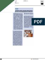 Reinserimento sociale e lavorativo dopo il tumore - Il Resto del Carlino dell'11 giugno 2021