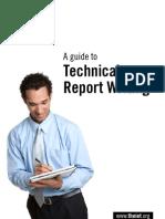 tech-report-writing