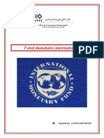 Fond monétaire international