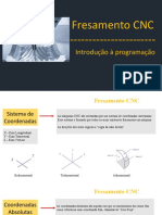 Aula 03 Sistema de Coordenadas - Fresamento CNC