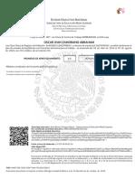 Certificado Prepa en linea