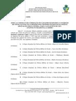 Edital 001-2020 Processo Seletivo Oficial