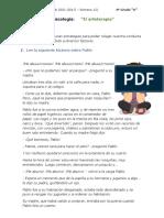 PSICOLOGÍA - ARTETERAPIA