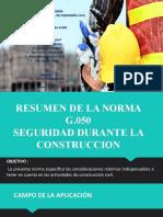 363653176 Diapositivas Del Resumen Norma G 050