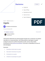 Cyprès (Cupressus sempervirens)