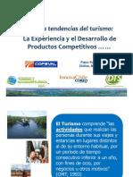 P1 Productos y Destinos Turísticos Competitivos