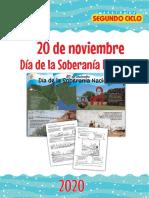 SD 2DO CICLO - SOBERANIA NACIONAL