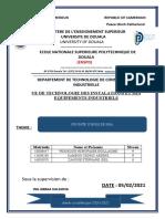 Tpe Processus Production Huile Soja
