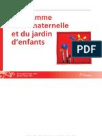 Alberta Programme de La Maternelle Et Du Jardin d'Enfants