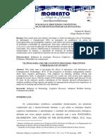Ramos D. K. et al. (2020). Tecnologias e processos cognitivos