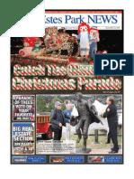 Estes Park News, November 23, 2007 issue