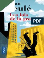 Teulé, Jean - Les Lois de La Gravité