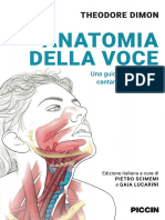Theodore Dimone - Anatomia Della Voce