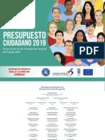 Presupuesto_Ciudadano_2019_Proyecto_de_ley_de_Presupuesto_General_del_Estado_2019
