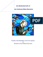 Biography of St.  Anthony Mary Zaccaria