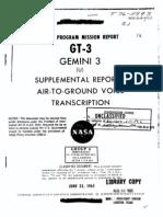Gemini 3 Air-To-Ground Voice Transcription