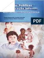 Politicas Publicas Educacao Infantil