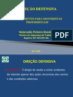 DIREÇÃO-DEFENSIVA - 07-02-2020
