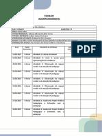 Ficha de Acompanhamento Modelo Estagio 7 Periodo