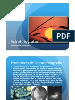 Curso Astrofotografía - Presentación