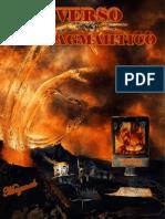 (UNI)VERSO MAGMÁHTICO (Magmah) Trovart Publications