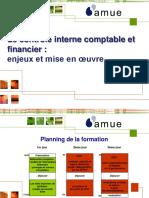 Controle Interne Comptable Financier 2012
