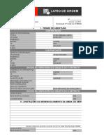 Diario-de-Obras - Ed. Walter Vianna (31-05 à 02-06)